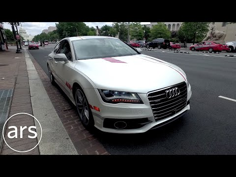 "Ars takes a ride in ""Jack"" with Audi's piloted driving 