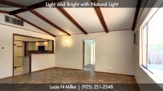 Walnut Creek Home In Great Location