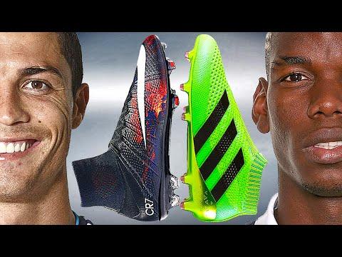 Ronaldo vs Pogba Boot Battle: Nike Superfly CR7 vs adidas ACE16+ Purecontrol Review