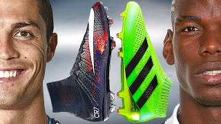 Ronaldo vs Pogba Boot Battle: Nike Superfly CR7 vs adidas ACE16+ Purecontrol - Review