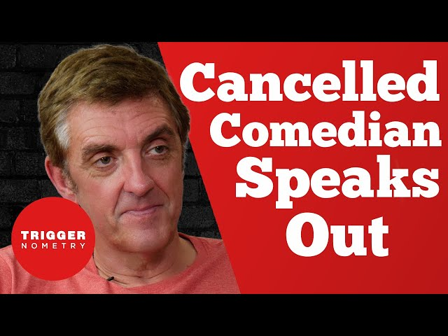 Cancelled Anti-PC Comic Speaks Out - Chris McGlade