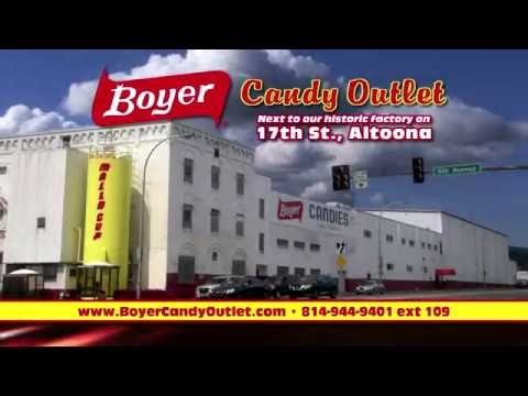 Boyer Candy Oulet