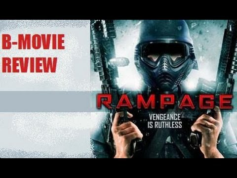 Rampage 2009 Brendan Fletcher B Movie Review Youtube
