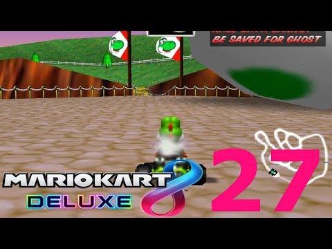 Über Yoshi-Valley und Fairness in Mario Kart | Let's Play MK8 Deluxe Online - #27 [GER]