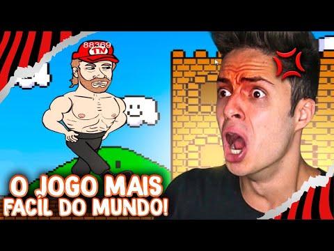 CONSEGUI PERDER NO JOGO MAIS FÁCIL DO MUNDO!