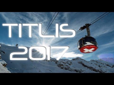 VLOG en Suisse au Titlis à Engelberg
