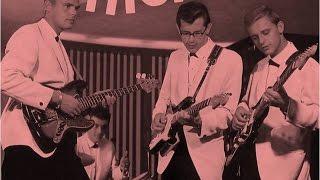 The Jumping Jewels - San Antonio Rose (1963)
