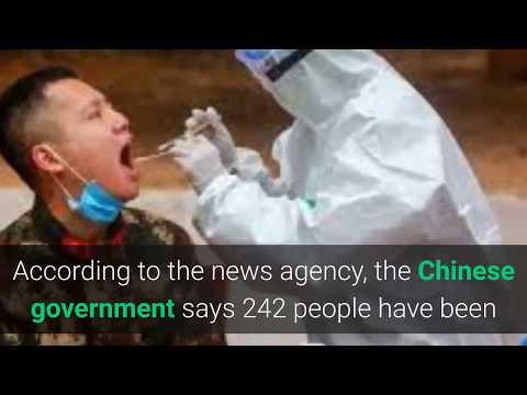 Corona virus kills 242 in china 1355 dead English News Coronavirus Live Updates