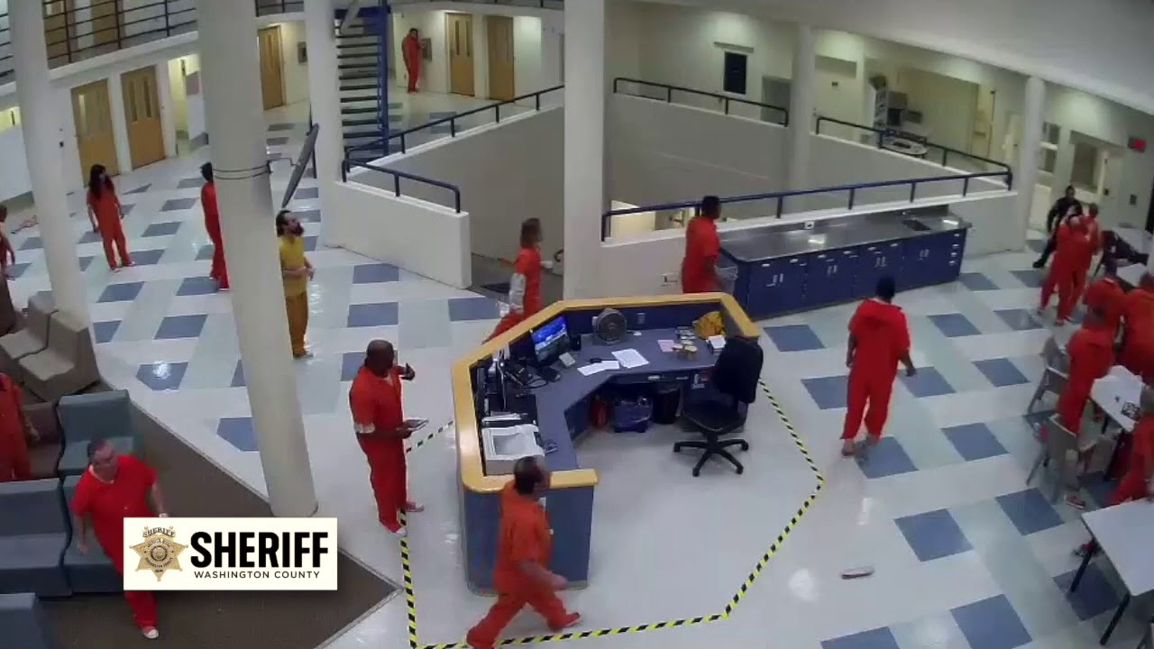 Washington County Jail Inmate Search