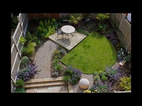 Belles idées de jardin de maisons de ville