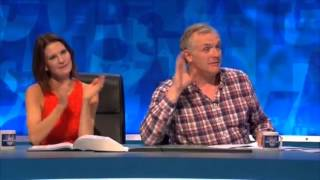 Greg Davies does Chris Eubank TWICE