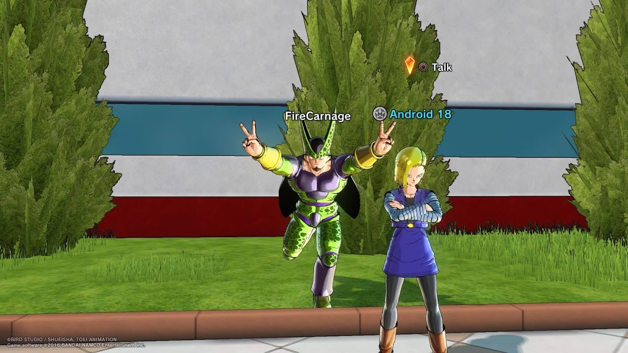 Dragon Ball Xenoverse 2 How To Get Cell\u0027s Suit (Perfect)