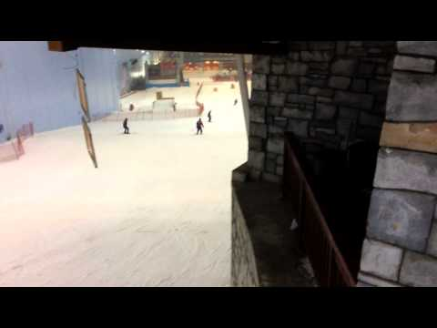 Ski Dubai at Mall of the Emirates Dubai UAE