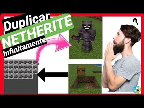 😱como-duplicar-netherite-en-minecraft-pe-1.16.0.2[como-duplicar-objetos-en-minecraft-bedrock-1.16]😲🔥