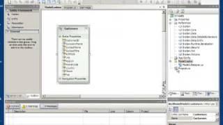 ADO.NET Entity Framework Demo 1