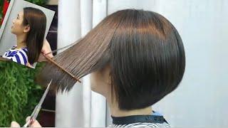 Bob haircut style Korea 8 ตัดผมบ๊อบ ทุย ทุย สไตล์เกาหลี