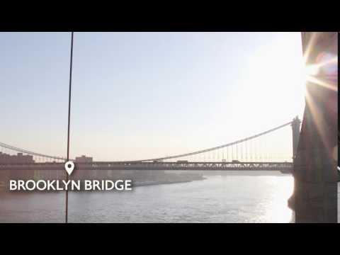 British Airways City Secrets - Brooklyn Bridge