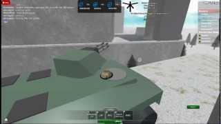 Roblox TSE Outpost Beta gameplay 3