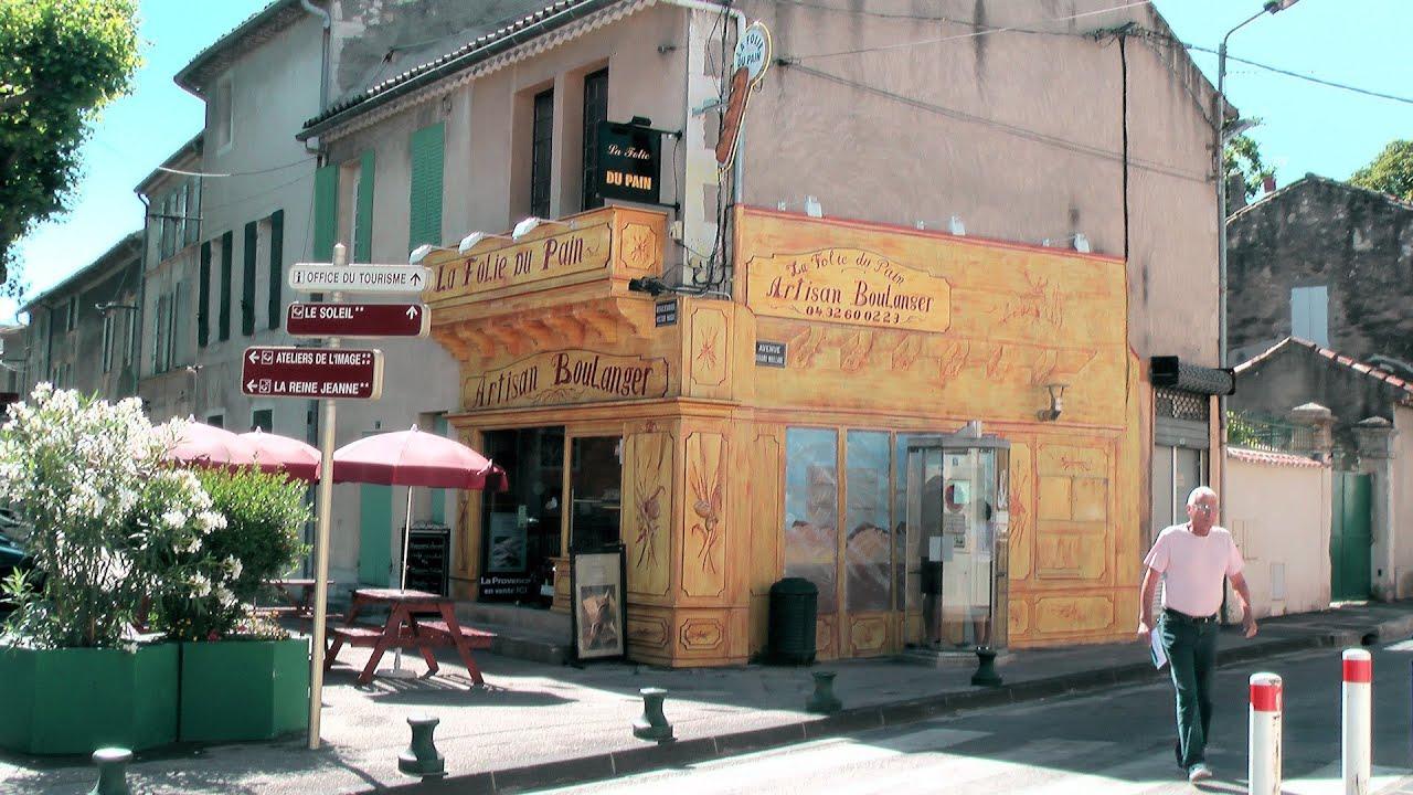 Saint remy de provence provence france hd for Entretien jardin st remy de provence