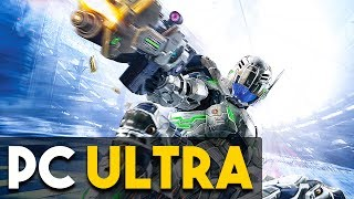 Vanquish PC Ultra Settings Gameplay