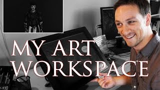My Art Workspace