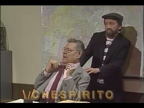 Chespirito - Chaveco: De Boa Intenção, o Inferno Está Cheio!