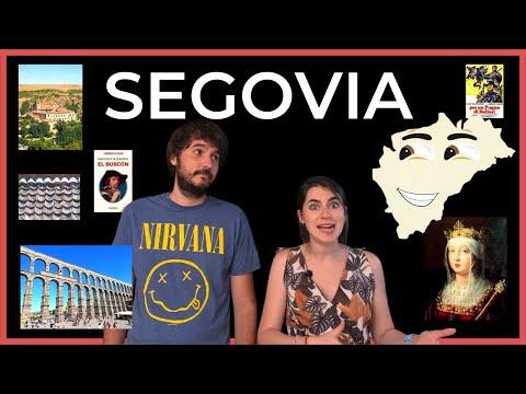Visita Segovia Aprendizaje Viajero por España