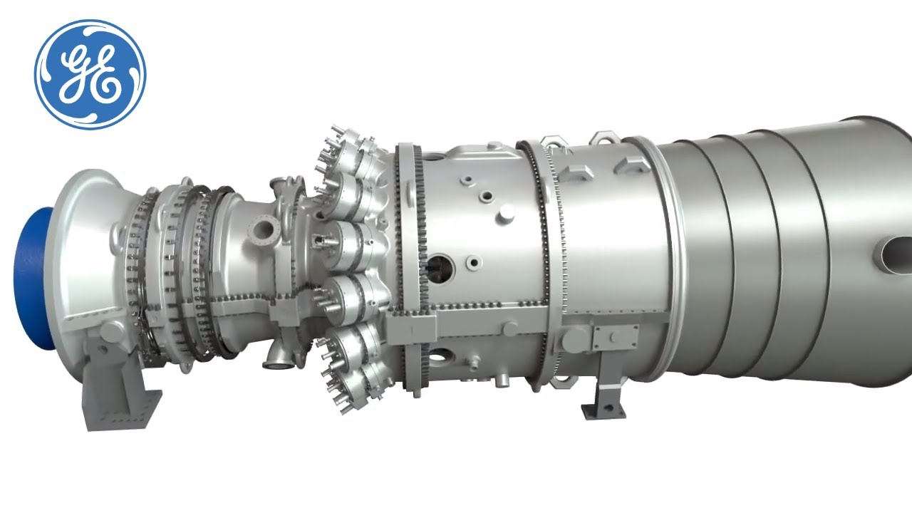 Ge Gas Turbine >> Gas Turbine Product Gas Power Generation Ge Power Youtube