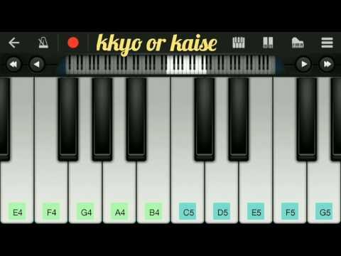 Pappi De Pappi De Parula(Marathi Song) - Piano Tutorial - By Dev