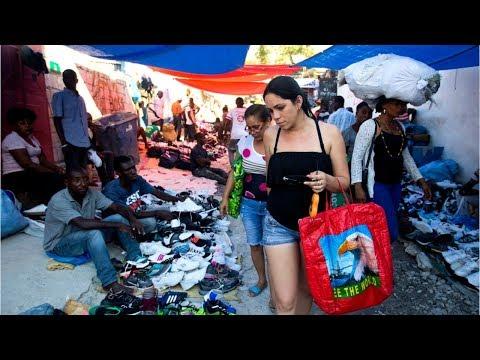 Los cubanos van a comprar a Haití, el país más pobre del hemisferio