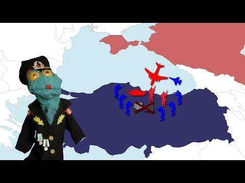 Russia vs Turkey: The Land war (2016)