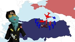 Russia vs Turkey: The Land war (2016)