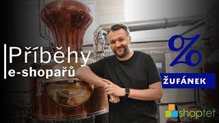 Příběh e-shopaře Lihovar Žufánek
