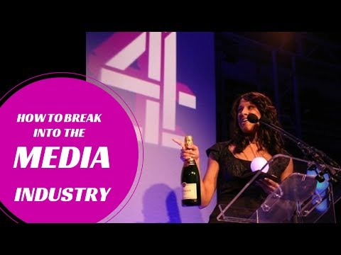 How to get into the Media Industry! VEENA V