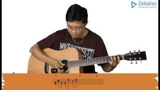 Sách tự học Guitar Đệm Hát (Lê Vũ Acoustic) - Bài 17 - Chachacha