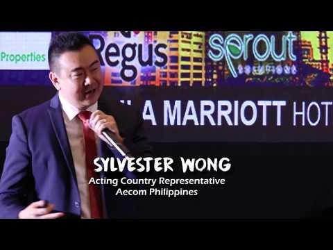 Asia Real Estate Summit 2017 Sylvester Wong