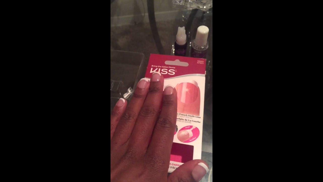 Kiss French Wrap Kit - YouTube