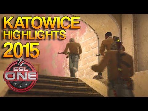 CS:GO - Katowice Highlights 2015