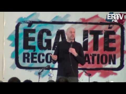 Alain Soral à Marseille - Vers l'insoumission généralisée - 2014 - Complet en HD
