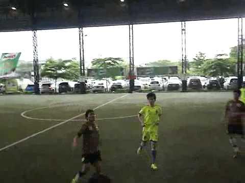 SET vs FSS BrokerCup 2014 2nd half