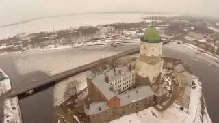 г. Выборг, Выборгский замок(, 2015-02-28T22:28:09.000Z)