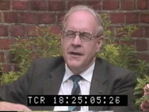 Fred Brooks Talks About John Cocke - May 1990