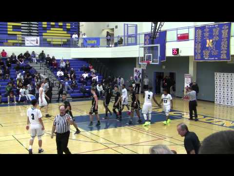 Sheldon High School vs. Army & Navy Academy Boys Basketball Full Game 11-28-15