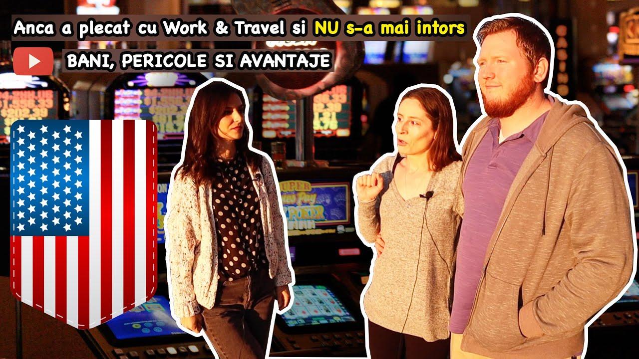 Vrei sa muncesti in America? E mai greu ca-n Romania | Tribu' din Las Vegas, INTERVIU