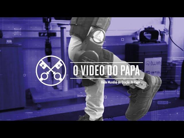 A inteligência artificial - O Vídeo do Papa 11 - Novembro
