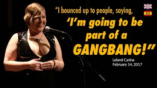 A Simple Gang Bang Request: Leland Carina @ The Mystery Box Show