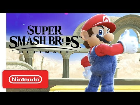 Super Smash Bros. Ultimate - Available Now! - Nintendo Switch