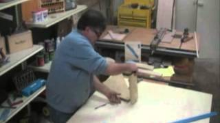 Part 1: Corner Cabinet series from Mastering Woodworking with Charles Neil