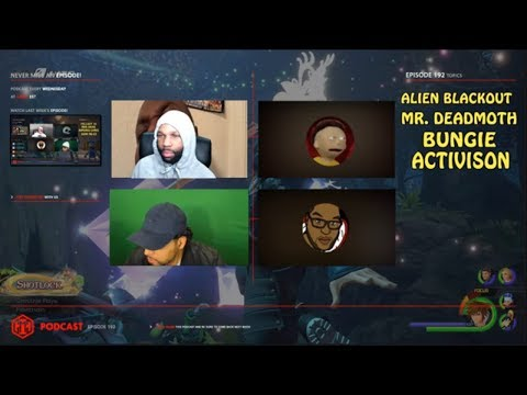 Alien Blackout, EA, Bungie and Activision - GMG Show #192