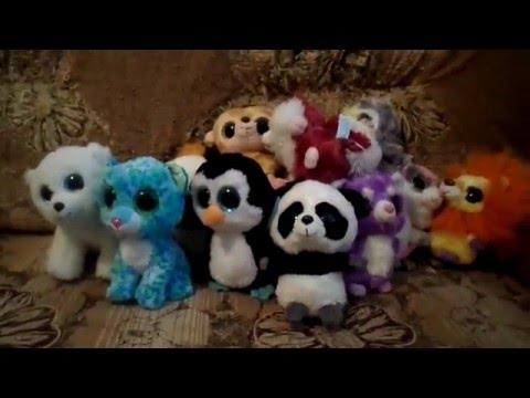 Моя коллекция мягких игрушек Юху и его друзья*Yoo Hoo & Friends